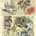 The second from the series <i>Comical Record of Japanese History</i> (<i>Kokkei Wanisshi-ki</i> - 滑稽倭日史記 )